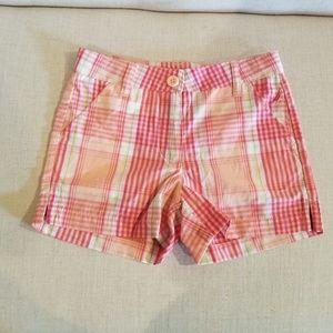 Nautica girls shorts
